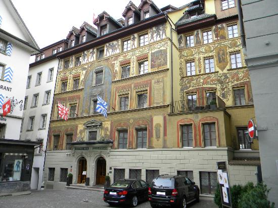 Hotel Alpina Luzern: Hotel Alpina