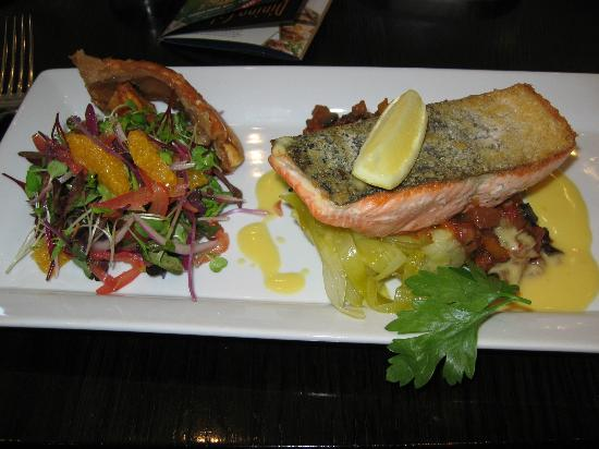 The Grand Cafe: Salmon