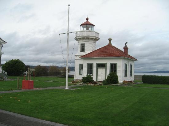 Mukilteo Lighthouse Park : The Lighthouse