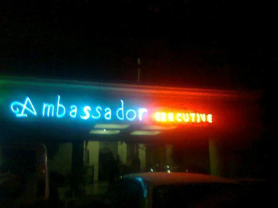 Ambassador Executive: the enterance