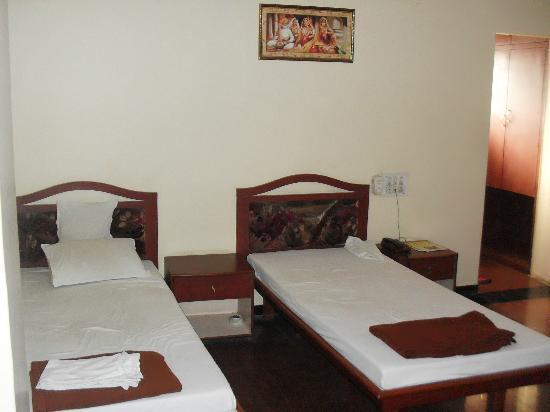 Ambassador Executive: Comfortable beds