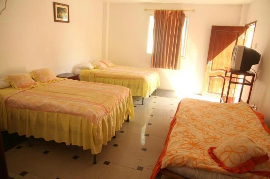 Hosteria Mediterra: Room