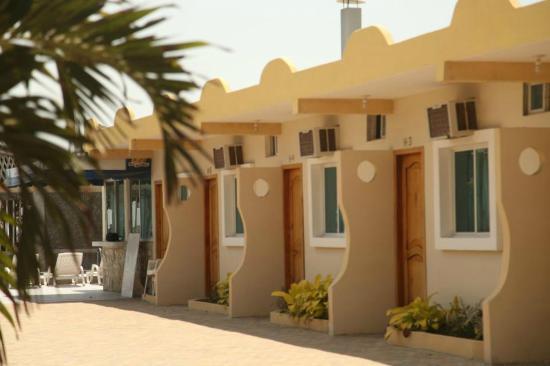 Hosteria Mediterra: Rooms.