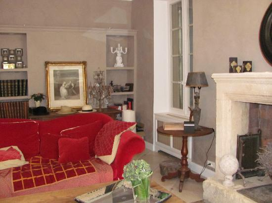 Cote Lourmarin: Common room