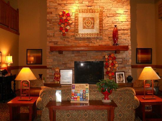 Hotel Glenwood Springs: lobby