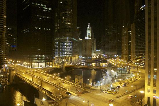 Renaissance Chicago Hotel: View from the room