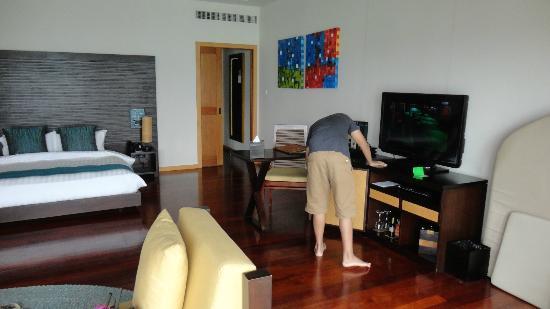 วาการุฟาลิ ไอแลนด์ รีสอร์ท: room