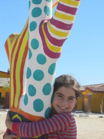 Las Palmas Hotel: My children had a blast