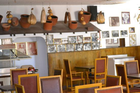 Las Palmas Hotel: Restaurant with great food