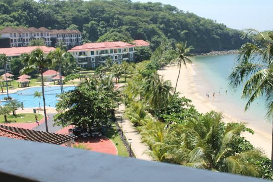 Canyon Cove Hotel & Spa: view from my room
