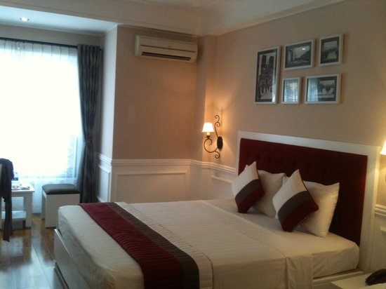 Calypso Suites Hotel: Nice cosy room - family suite