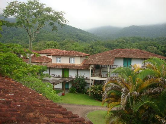 Club Med Rio Das Pedras: vista desde mi habitacion 
