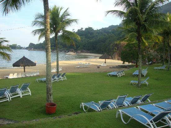 Club Med Rio Das Pedras: la playa