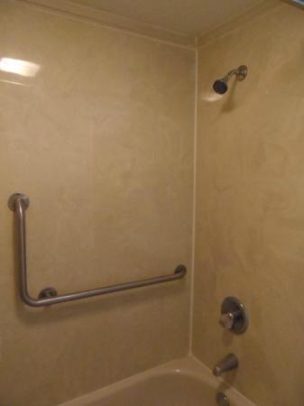Red Roof Inn - Waco: Rm 103 - Shower