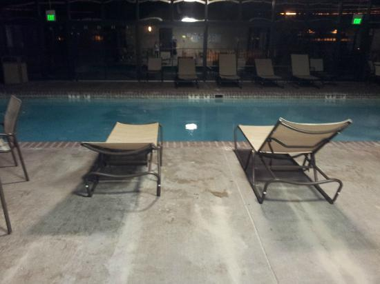 Ramada Englewood Hotel and Suites: COLD pool