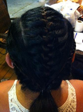 Oriental Massage Phuket: Hair Braiding