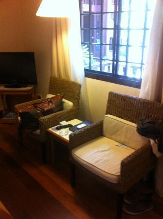 Berjaya Tioman Resort - Malaysia: view in superior room