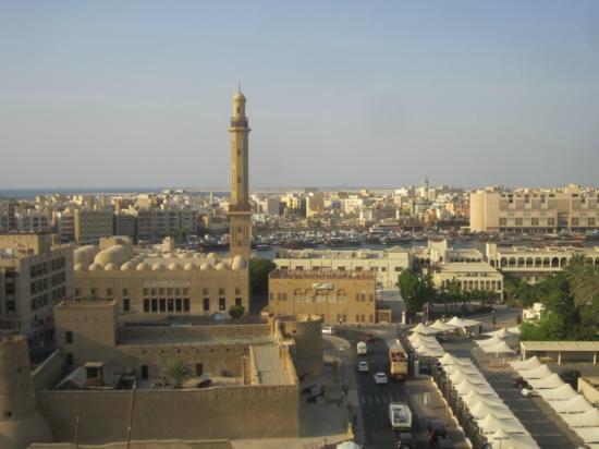 فندق اريبيان كورتيارد: Looking out of our room... 