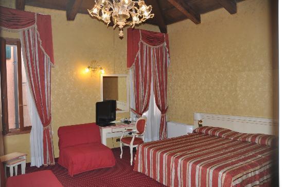 Ca' San Polo : La chambre
