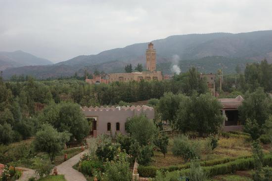 Hotel Tatfi: La vallée de Marigha se réveille