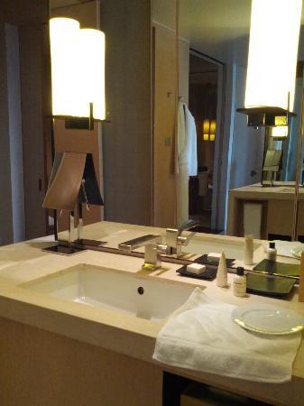 โรงแรมพาร์คไฮแอท ปักกิ่ง: Bathroom