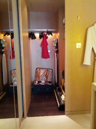 โรงแรมพาร์คไฮแอท ปักกิ่ง: Closet