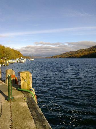 Bowness-on-Windermere, UK: On the Lake