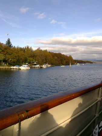 Bowness-on-Windermere, UK: Lovely views