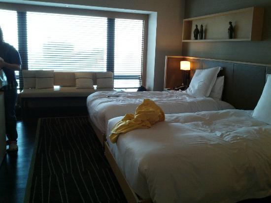 โรงแรมพาร์คไฮแอท ปักกิ่ง: Beds