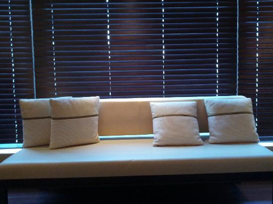 Park Hyatt Beijing: Sofa
