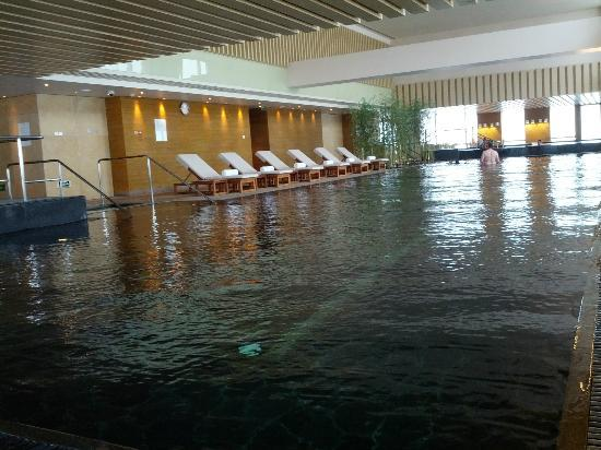 Park Hyatt Beijing: Indoor lap pool