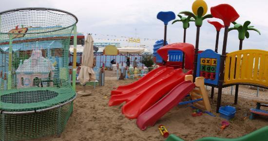 La Spiaggia delle Donne : Parco Giochi