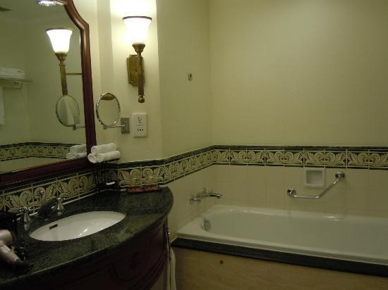 Sheraton Hanoi Hotel: 浴缸