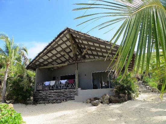 Tadrai Island Resort: villa