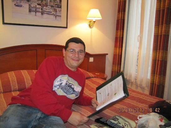 Hotel de Geneve: ROOM 55