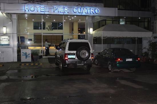 Hotel Pier Cuatro: pier cuatro hotel cebu