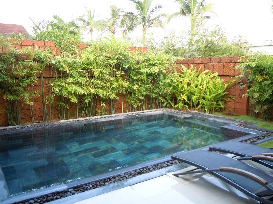 Fusion Maia Da Nang: 每間房都有一個泳池,完全隱蔽,超讚!