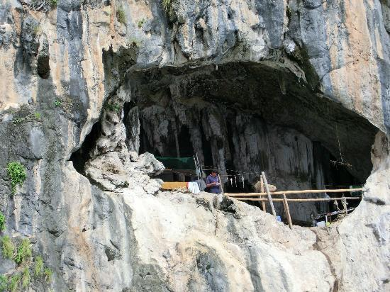 Phuket Sail Tours: Phang Nga Birds Nest Cave