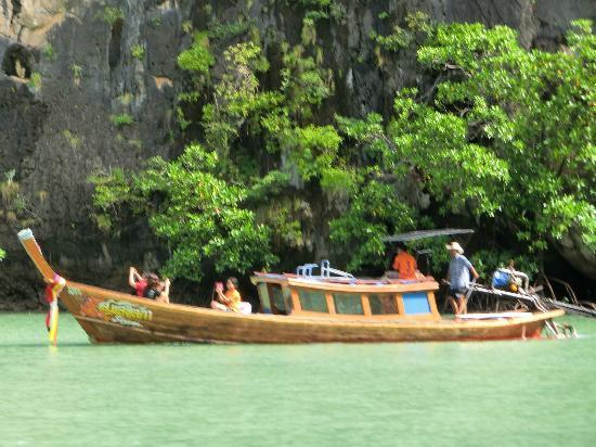 Phuket Sail Tours: Phang Nga 