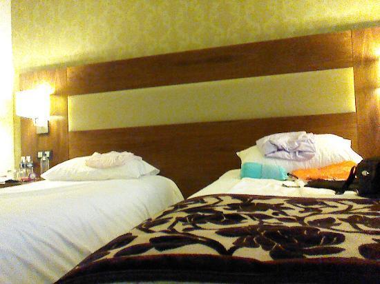 Ramada Plaza Liege City Center: spacious rooms
