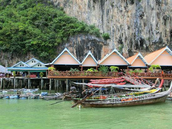 Phuket Sail Tours: Koh Panyee
