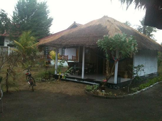 Star Bar and Bungalows : le grand bungalow