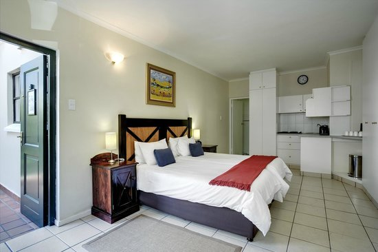 Best Western Cape Suites Hotel: Studio Apartment