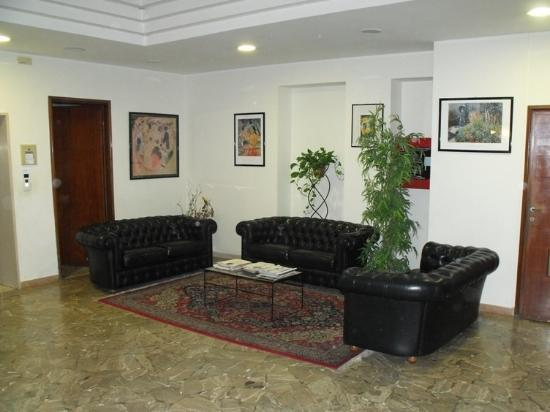 Hotel La Coccinella: Hall