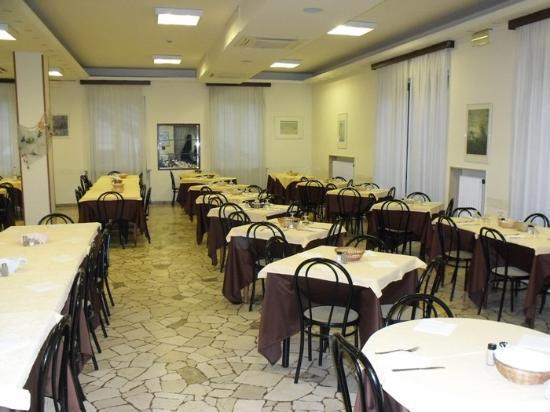 هوتل لا كوكينيلا: Sala da pranzo 