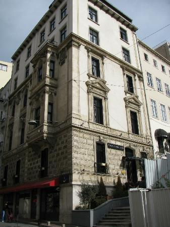 Galata Antique Hotel: Hotel