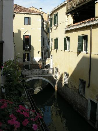 Locanda Canal: View from terrace (room n. 108)