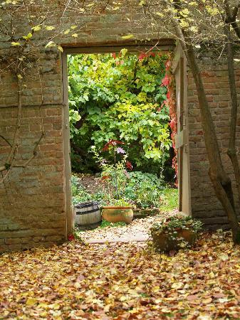 Blickling, UK: See what's growing in the walled garden