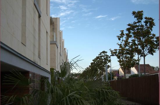 L'Escala Resort : Exterior