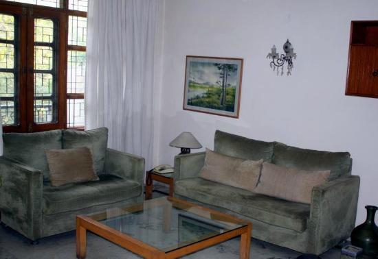 Hervorragend BnB Chrysalis: Sitzecke Im Gemeinsamen Wohnzimmer